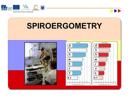 SPIROERGOMETRY. SPIROERGOMETRY PHYSICAL PERFORMANCE DIAGNOSTIC Based on the evaluation of physical performance diagnostics, we can give you training or.
