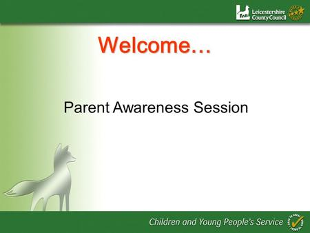 Welcome… Parent Awareness Session. Media Story 21 year old media student from Surrey who…… –Arranged to meet a 14-year-old at a railway station –Had.