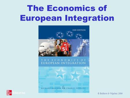 the economic impact of european integration essay Free essay: q1 multi-speed europe is a type of integration where countries  integrate depending on what level the country is in in economic and political   essay on the impact of european monetary union according to lane (2006), the .