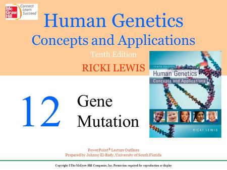 The Nature of Mutations