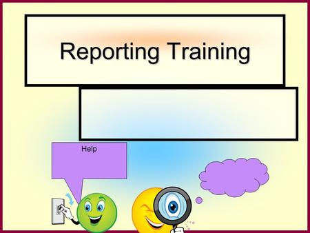 Reporting Training Help. Period Of Availability Of Funds PY and FY Funds & Program Income Earned PY and FY Funds & Program Income Earned Availability: