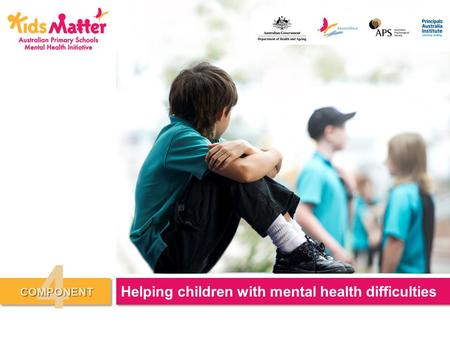 Helping children with mental health difficulties
