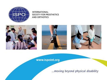 Www.ispoint.org. 2 Learn ISPO encourages, supports and coordinates education and training Exchange ISPO facilitates exchange of information, sharing of.