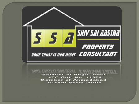 Shivsai Real Estate is a real estate company offering valuable and trustworthy consultancy services in the real estate domain to clients. With the experience.