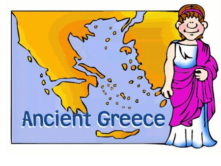 Geography Greece is a peninsula about the size of Louisiana in the Mediterranean Sea. It's very close to Egypt, the Persian empire (includes Turkey) and.