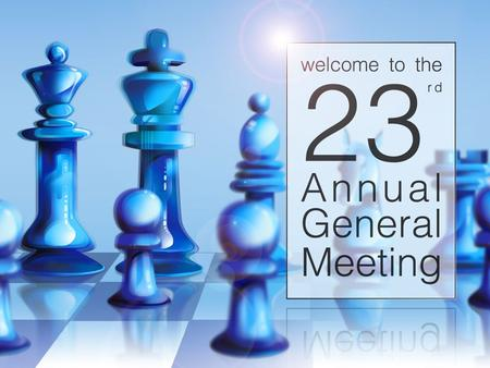 Welcome to the 23 rd Annual General Meeting. Annual General Meeting 2003 - 04 © Infosys Technologies Limited 2003 - 04 Operational Highlights 2003 - 04.