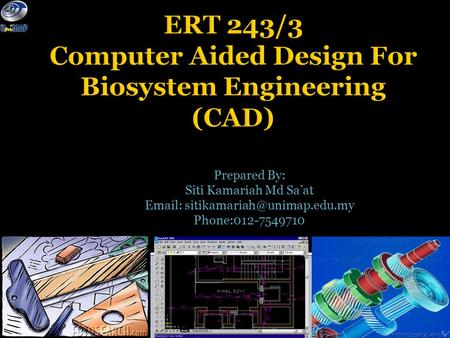 Computer Aided Design (CAD) university sydney law