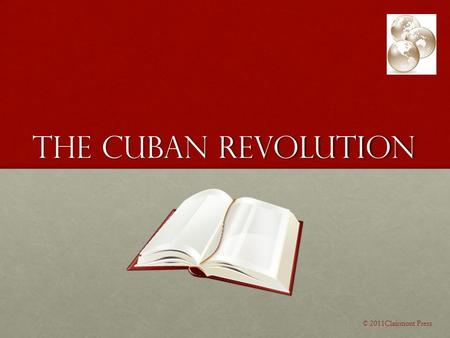 The Cuban Revolution © 2011Clairmont Press. Location It's less than 100 miles from Cuba to the Keys in Florida!