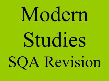 Modern Studies SQA Revision. Employment / Unemployment Regional Unemployment North / South Divide Scotland / England Dundee Unemployment 'Made in Dundee'