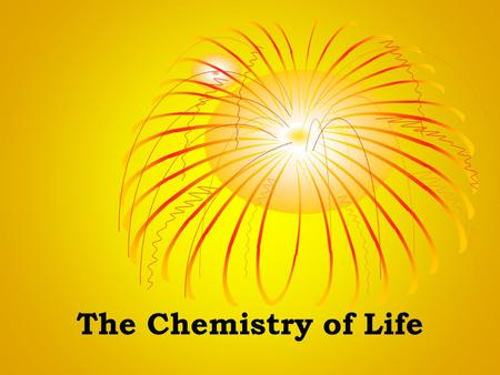 "The Chemistry of Life. Atoms The basic unit of matter Greek, atomos meaning ""unable to cut"" Named after Democritus...there has to be a limit =atom."
