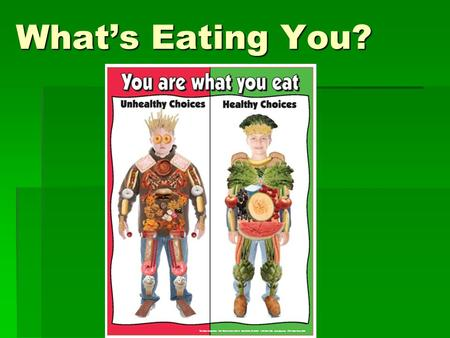 What's Eating You?. How much do you need?   diet/a/calguide.htm  diet/a/calguide.htm.