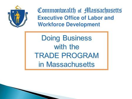 2 The TAA program helps workers who have lost their jobs as a result of foreign trade. The program offers a variety of benefits and services to eligible.