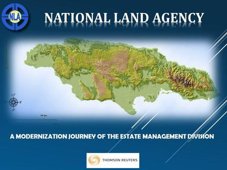 A MODERNIZATION JOURNEY OF THE ESTATE MANAGEMENT DIVISION.