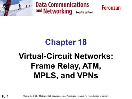 VirtualCircuit Networks ppt video online download