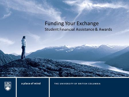 Funding Your Exchange Student Financial Assistance & Awards.