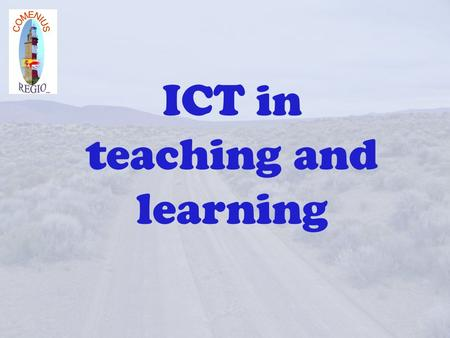ICT in teaching and learning. ICT in Galician Educational System integration of ICT in all school subjects use of 1:1 move from media consuming to create.