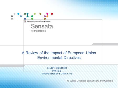 A Review of the Impact of European Union Environmental Directives
