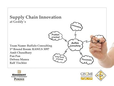 supply chain of innovation