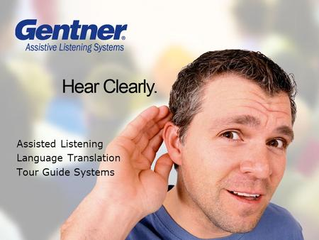 Assisted Listening Language Translation Tour Guide Systems.
