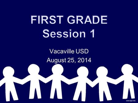 Vacaville USD August 25, 2014. AGENDA Problem Solving and Patterns Math Practice Standards/Questioning Review Word Problems Review Fact Strategies Sharing.
