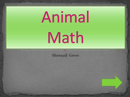 Shernail Greer. Content Area: Math Grade Level: 2 Summary: The purpose of this power point is to have the students work with equal groups of objects to.