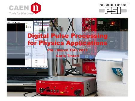 Digital Pulse Processing for Physics Applications
