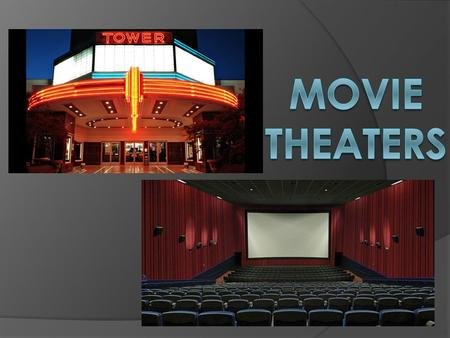 What is a Movie?  Movie is moving pictures on the screen.