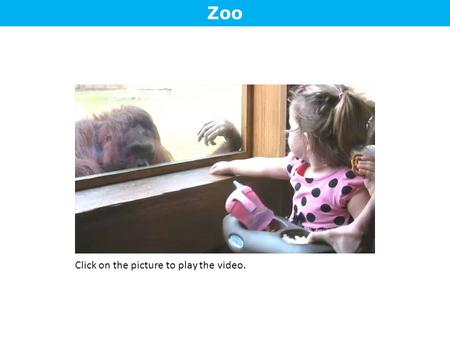 Zoo Click on the picture to play the video. Zoo — Discussion and Planning Think about… When looking at the cost of the tickets, what is different? What.