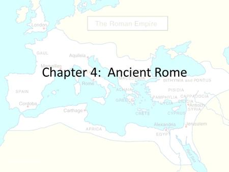 Chapter 4: Ancient Rome. Etruscan Influence Architecture – Etruscan Temples Steps only on one side. Deep front porch. Enclosed area (cella) is divided.