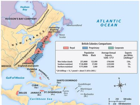 Forced by King James II NE Colonies, NJ & NY Goals Restrict Colonial trade Defend Colonies Stop Colonial smuggling Sir Edmund Andros Gain control over.