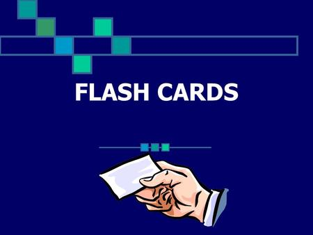 FLASH CARDS To get gradually louder Click for Term.