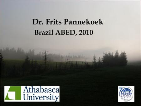 Brazil ABED, 2010 Dr. Frits Pannekoek. 28.6 million in 1970 to 152.5 million in 2007 (5x) 2.