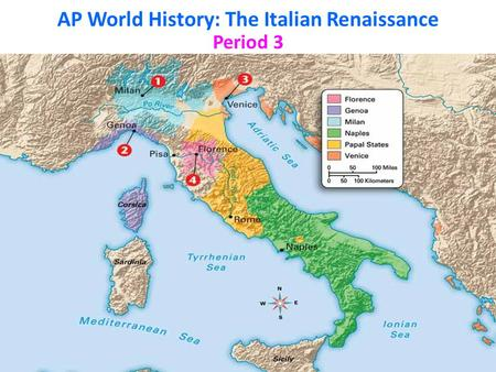 Introduction: what was the Renaissance?