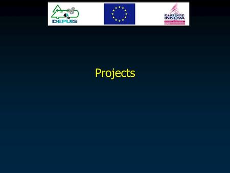 Projects. Intelligent Data Sets Project 3 year project ending December 31 2008 with a total budget of 2.7 mill USD –Funded by Research Council of Norway.