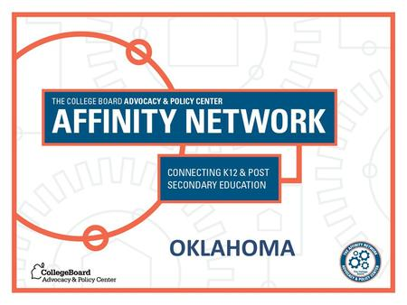 OKLAHOMA. NameInstitutional Affiliation Jonetta Jonte'Oklahoma City Public Schools Kim JamesonOklahoma City Community College Matt HollrahUniversity of.