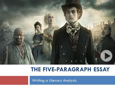 moving beyond the 5-paragraph essay