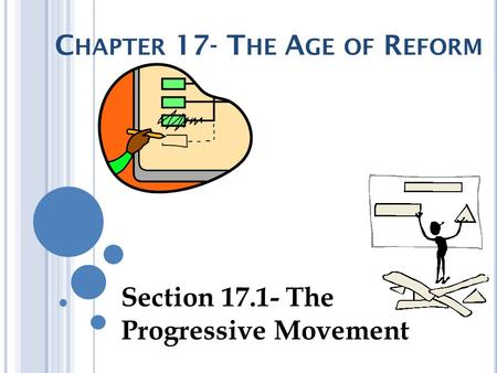 how would you define and describe the progressive reform movement essay