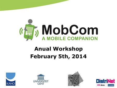 Anual Workshop February 5th, 2014. Anonymous yet reliable ePoll application Italo Dacosta SecAnon-DistriNet.