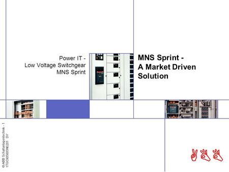 MNS Sprint - A Market Driven Solution
