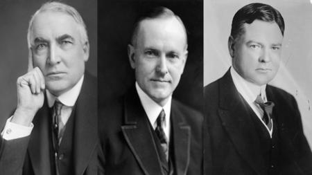 PresidentYear Economic Views Political Views Social Views Legislation Warren G. Harding 1921-1923 Gov't help guide business to profits., laissez-faire,