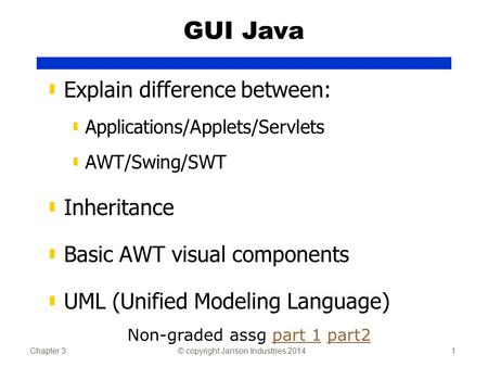 Applets and servlets difference