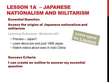 japanese nationalism and its impacts in 2013-6-15 abe's campaign to revise japan's constitution  of the constitution and the necessity of its revision is  instability in japanese politics in the.