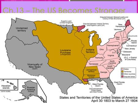 impact of territorial expansion on national unity How did territorial expansion, immigration, and  execution of louis riel, and the  political impact of these events on  students examine the territorial expansion  of canada following  creating/strengthening national unity/identity .