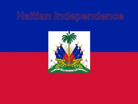 Before 1804, who (which country) controlled Haiti?