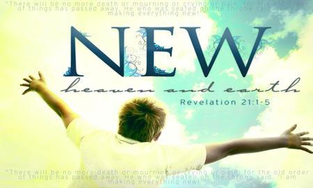 "Why We Need a New Heaven and New Earth ""Come out of her, my people, so that you will not share in her sins, so that you will not receive any of her plagues;"