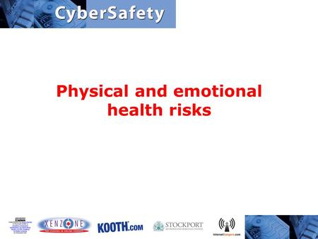 Physical and emotional health risks. The dangers The radiation emitted by mobile phones There is some evidence that exposure to pornography and the excessive.
