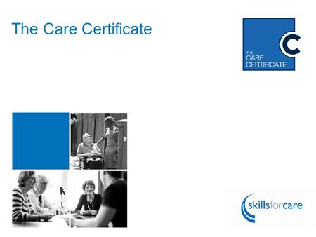 Follow the conversation using #CareCert The Care Certificate.