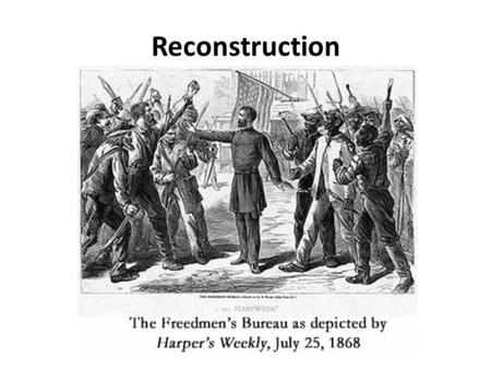Reconstruction. 1.Reconstruction was the process or rebuilding the south and restoring the southern states to the Union. 2.Problems facing MS included: