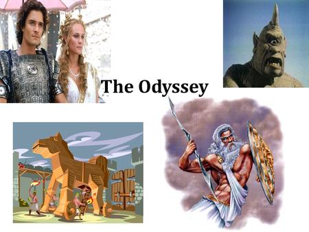 The Odyssey. Unit 2 Notes Anecdote: a brief story about an interesting, amusing, or strange event told to illustrate a point. Extended Metaphor: A comparison.