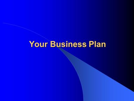 Your Business Plan. Digital Safari Institute GreenBizz Project Purpose of a Business Plan Three basic purposes: Three basic purposes: – Communication.